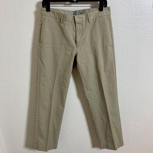 Irvington by Dennis Uniform Khaki Pants